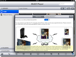 Buzz Player