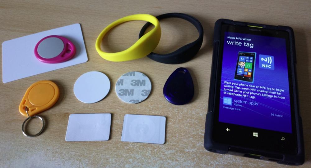 NFC-метки, изображение стырено с Хабра.