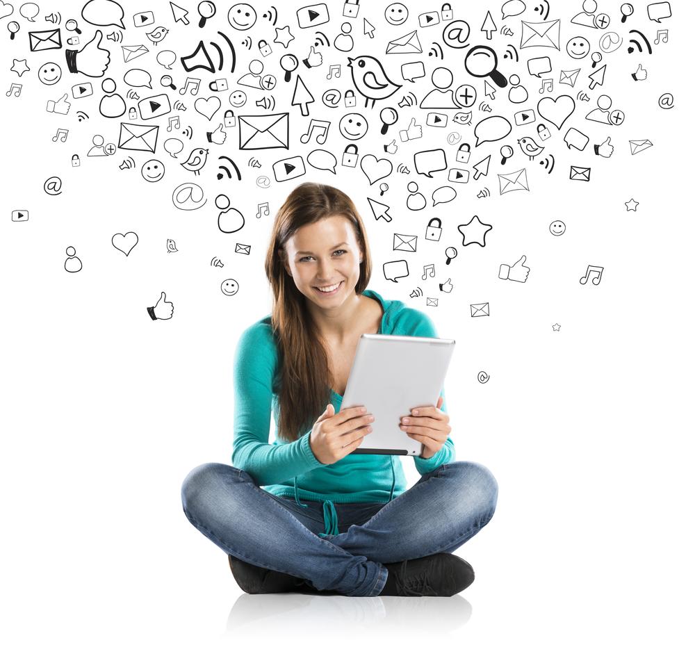 Ведение аккаунтов в социальных сетях