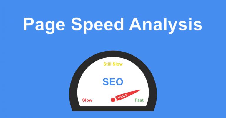 PageSpeed в Google Data Studio