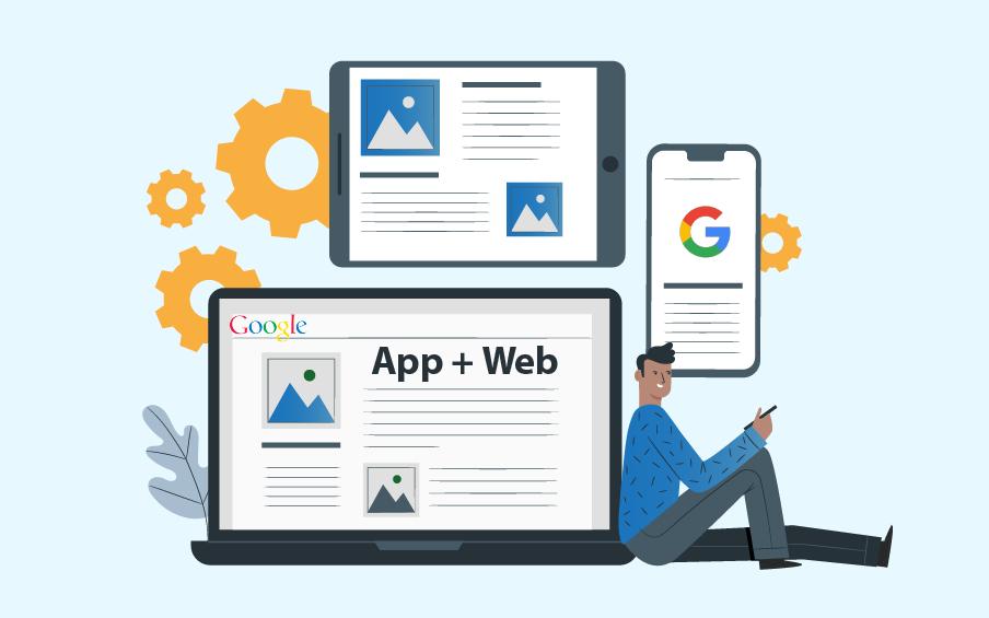 GA App+Web